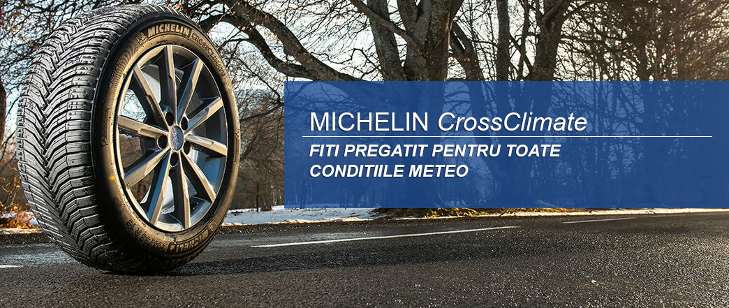 Anvelopa Michelin CrossClimate